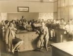 Alex Cuthbertson's chemistry class at Sequoia (1929)